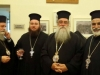 Official guests from the Greek Patriarchate
