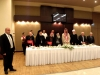 His Beatitude and other official guests at the dinner