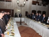 Dinner in honour of His Beatitude at the Prime Minister's residence