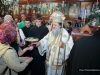 His Eminence distributing the antidoron