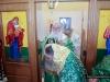 0The Metropolitan of Nazareth, Kyriakos, co-officiating