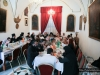 Lunch hosted by the Metropolitan of Nazareth