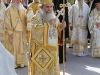 The Patriarch of Jerusalem at the Joint Liturgy