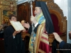 His Beatitude blessing the kollyva