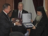 His Beatitude with President Popov