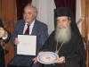 His Beatitude with Secretary Nerantzis