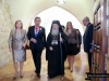 His Beatitude with the Consul General and his wife