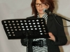 Greek master, Ms Eleni Oikonomou, delivers the Panegyric