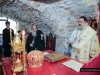 His Beatitude at St Demetrius during the Divine Liturgy