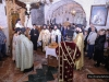 Vespers, led by the Archbishop of Lydda