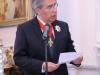The Greek Consul-General, greeting His Beatitude