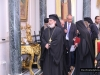 Archimandrite f. Narkissos greeting His Beatitude