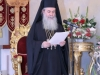 His Beatitude in His reply speech