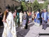 The holy procession