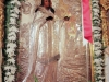 The sacred icon of St Catherine