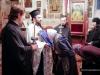 Venerating the Holy Gospel of Sunday