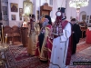 The Archbishop of Lydda entering the Holy Monastery of St Catherine