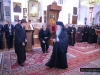 His Beatitude Theophilos arrives in the Monastery to venerate