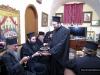 Archimandrite Dositheos at the festive reception