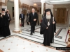 His Beatitude sees Mr Avramopoulos out