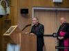 Lutheran Bishop Younan addresses those present