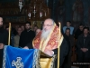 The Archbishop of Jordan during the Salutations of St Savvas