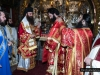 The Archbishop of Hierapolis with f. Polycarpos