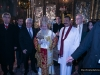 His Beatitude with President Abu Mazen and other officials