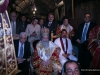 His Beatitude, His retinue and Officials in the Divine Cavern