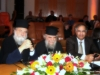 The Patriarchal Retinue at the event - Source: Interfaith Intercultural Dialogue Group