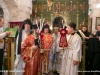His Eminence during the Divine Liturgy