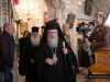 His Beatitude arrives at the Monastery to venerate