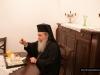 His Beatitude wishes longevity to Abbess Christonymphe