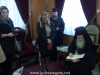 His Beatitude signs the Book on the History of Jerusalem