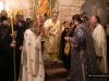 His Eminence Aristarchos, Archbishop of Constantina, and His retinue