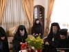 Nun Serapheima receives the prelatic retinue at her quarters