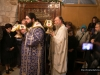Festive reception at the Hegoumen's quarters
