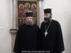 The Archbishop of Pella and new Steward, f. Gregorios