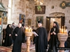 The feast in St Charalampos Monastery