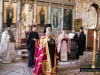 His Eminence, Archbishop Demetrios of Lydda, officiating the Matins and Divine Liturgy