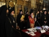His All Holiness, Ecumenical Patriarch Bartholomew, and His retinue