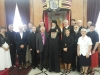 His Beatitude with the Christian Council of Sweden