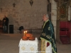 The Divine Liturgy at the Monastery of the Cross