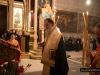 His Eminence Demetrios, Archbishop of Lydda, during the Third Stasis of the Salutations