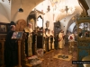 His Beatitude administering the Holy Unction