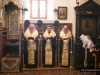 Hagiotaphite Prelates at the Holy Unction