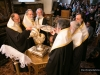 Kneeling wish during the Holy Unction