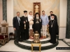 The Cypriot delegation for the Holy Light