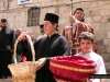 Students serving during the Patriarchate's ceremonies