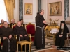 The Franciscan Custodian during his address